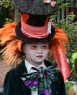 Madhatter Homemade Costume