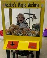 Magic Claw Machine Homemade Costume