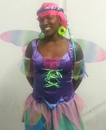 Magical Fairy Homemade Costume