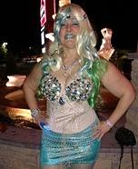 Magical Mermaid Homemade Costume