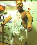 Mahatma Zombie Costume