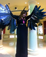 Maleficent Adult Costume DIY