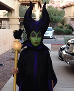DIY Maleficent Costume