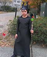 Maleficent Girl Costume