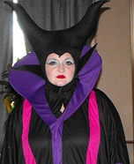 Maleficent Homemade Costume