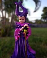 Maleficent Baby Homemade Costume