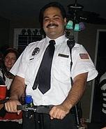 Mall Cop Costume