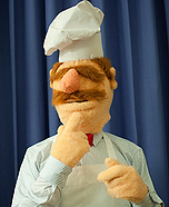 Muppet Show Swedish Chef Costume