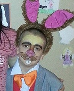 The March Hare Homemade Costume