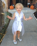 Marilyn Homemade Costume