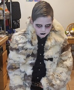 Marilyn Manson Homemade Costume