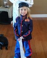 Marine Corps Girl's Costume