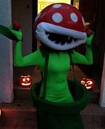 Mario Bros Piranha Plant Costume