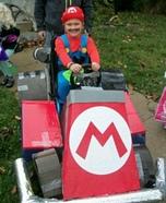 Mario Kart Wheelchair Costume