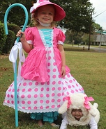 Mary Has a Little Lamb Costume