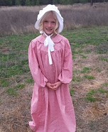Mary Ingalls Homemade Costume