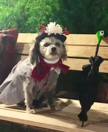 Mary Pawppins Homemade Costume