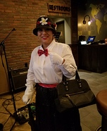 Women's Mary Poppins Costume