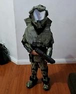 Master Chef Halo Homemade Costume