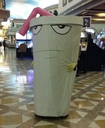 Master Shake Homemade Costume