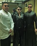 Matrix Reloaded Homemade Costume