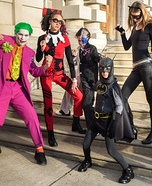 Mayhem in Gotham City Homemade Costume