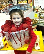 Meat Balls and Spaghetti Costume