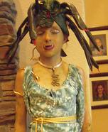 Medusa DIY Costume