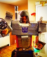 Megatron Homemade Costume