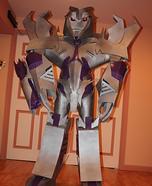 Megatron Transformers Prime Homemade Costume