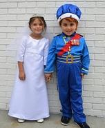 Meghan and Harry Homemade Costume