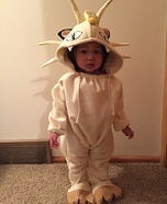 Meowth from Pokemon Costume
