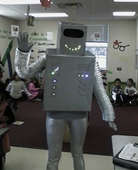 Merbot costume