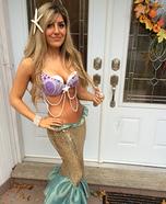 DIY Mermaid Costume for Women
