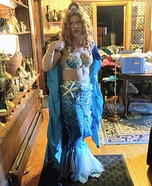 Mermaid Homemade Costume