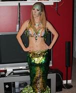 Mermaid Homemade Costume