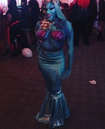 Mermaid Zombie Homemade Costume