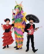 Mexican Fun Homemade Costume