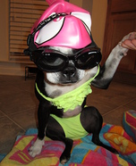 Michaeala Phelps Dogs Costume