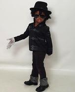 Michael Jackson Halloween Costume