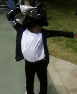 Boy's Michael Jackson Costume