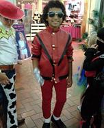 DIY Michael Jackson Costume