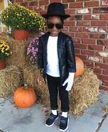 Michael Jackson Homemade Costume