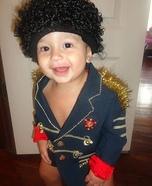Michael Jackson Baby Halloween Costume