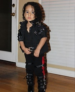 Michael Jackson - Bad Homemade Costume