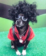 Creative costume ideas for dogs: Michael Jackson Thriller