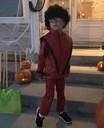 Michael Jackson Thriller Homemade Costume