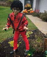 Michael Jackson - Thriller Homemade Costume