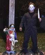 Michael Myers Homemade Costume