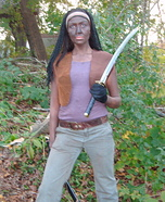 Michonne The Walking Dead Costume